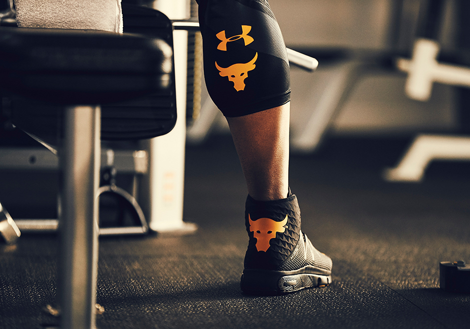 Under Armour Project Rock Collection Available