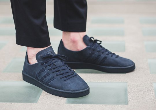 On-Foot Look At The wings+horns x adidas Campus 80s