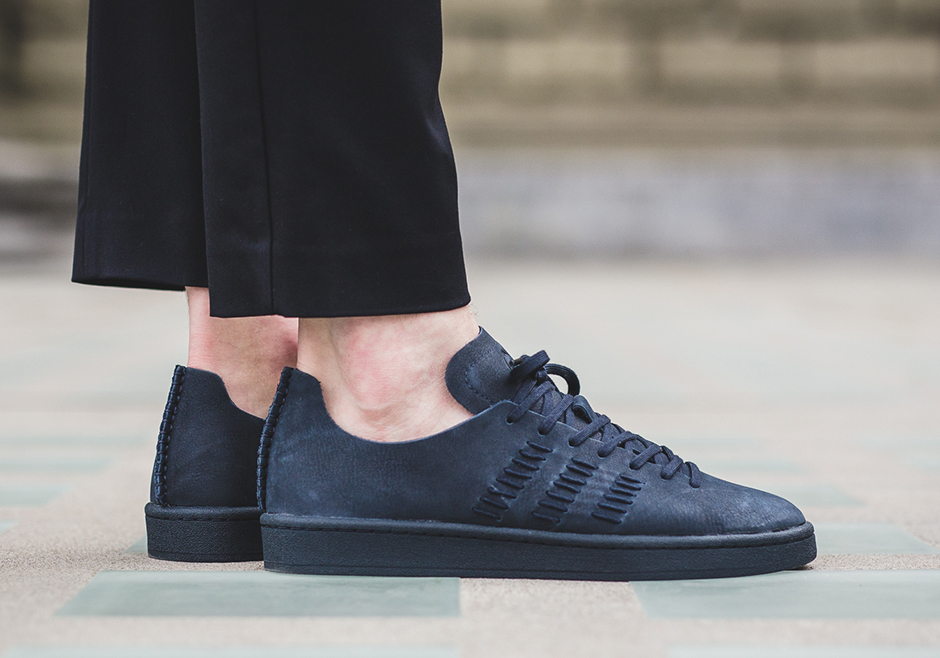 order utterly stylish super specials adidas campus navy on feet