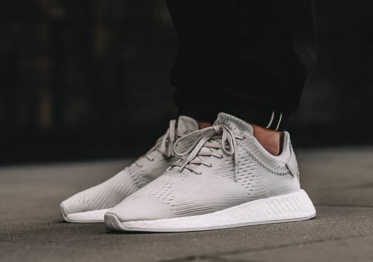 Here's What The wings+horns x adidas NMD R2 Looks Like On Feet