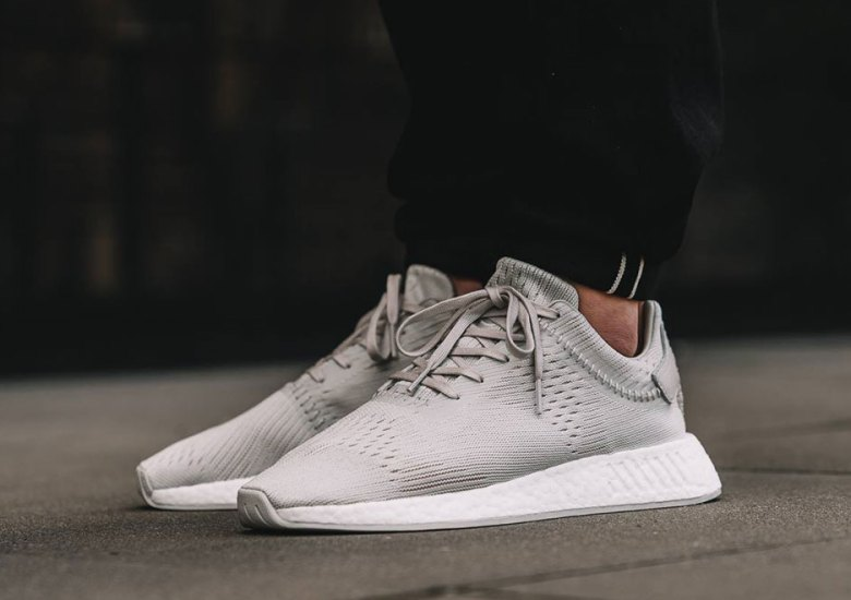 the best attitude 8fd14 e9099 Here s What The wings+horns x adidas NMD R2 Looks Like On Feet