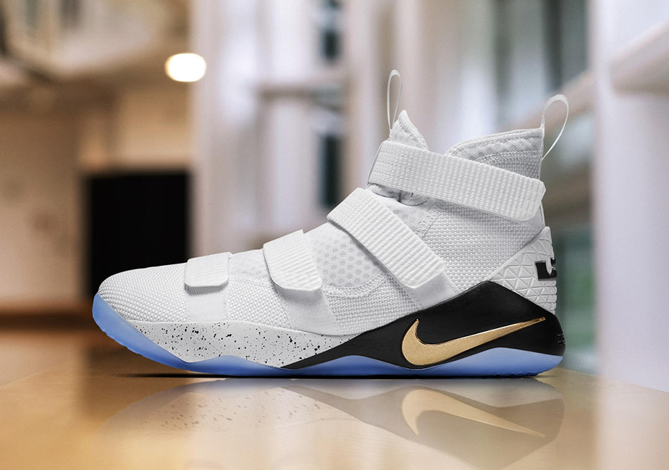 493abaede87d Nike LeBron Soldier 11 Court General Release Info