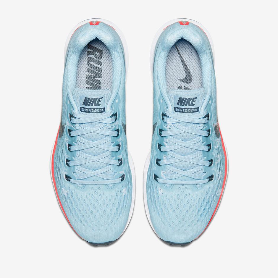 best cheap 47cf2 dba1e Nike Zoom Pegasus 34 880560-404 | SneakerNews.com