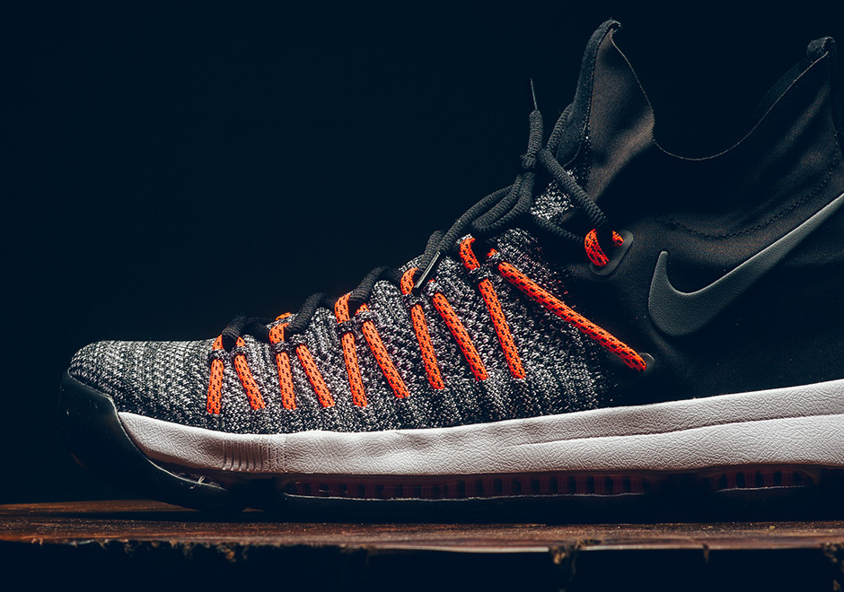 super popular c0441 a95d9 Nike KD 9 Elite Hyper Orange 878637-010   SneakerNews.com