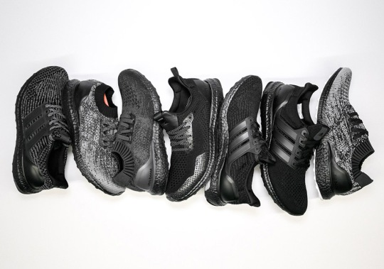 "Guide To The ""Triple Black"" Ultra Boost by Stadium Goods"