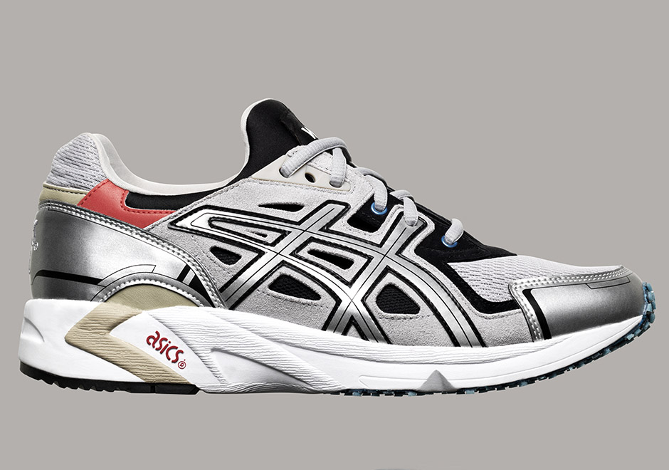 reputable site 8a673 7707a Wood Wood Asics GEL-DS | SneakerNews.com