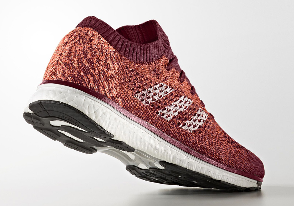 brand new 02929 d7287 The high performance racing shoe from adidas combining a one-piece Primeknit  upper with Boost cushioning is back with another excellent LTD colorway  of ...