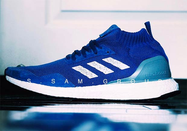 "adidas Ultra Boost Mid ""Run Thru Time"" Release Date: July 19th, ..."