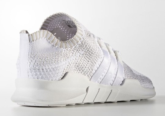 adidas Brings Primeknit Back To The EQT ADV For August
