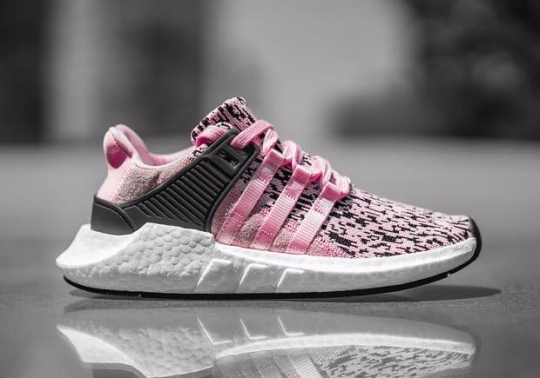 "The adidas EQT Support 93/17 Returns in Still Breeze ""Glitch Camo"""