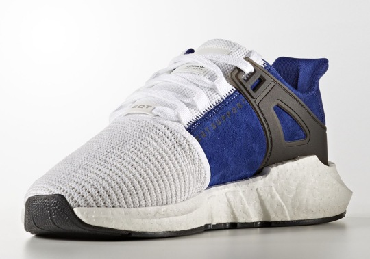 The Next adidas EQT Support 93/17 Boost Adds Royal Blue