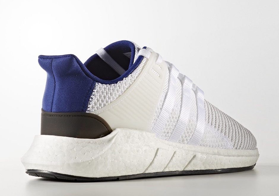 low priced 8ae10 ae333 adidas EQT Support 93/17 White/Royal BZ0592 | SneakerNews.com