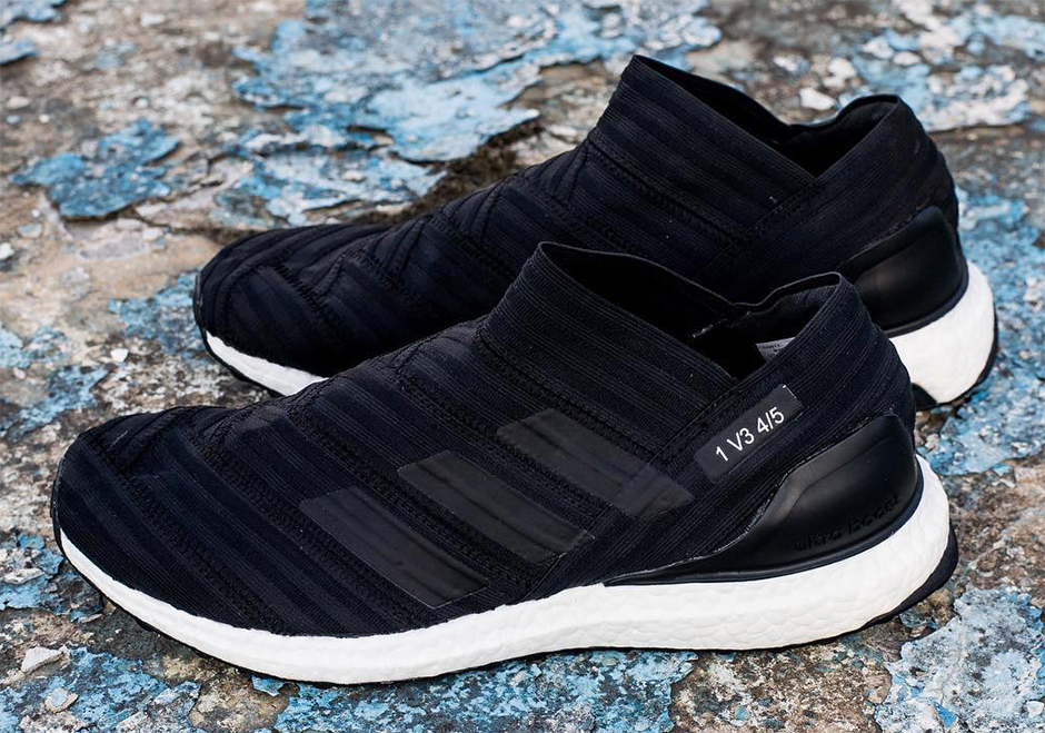 ... coming soon featuring an array of streetwear-ready soccer styles that  even include Boost. Were hoping that the adidas Nemeziz Tango 17+ Boost  (the name ...