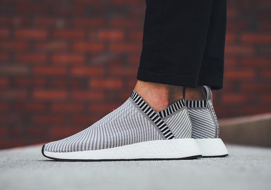 Adidas Nmd Cs2 Nucleo Primeknit Sneaker ITco74PMk