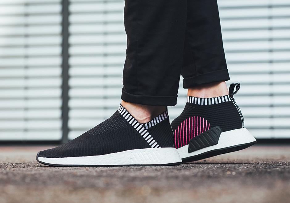 Adidas Nmd Cs2 Nucleo Primeknit Sneaker SHLSEmi