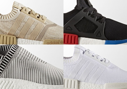 Preview All 11 adidas NMD Releases For Tomorrow