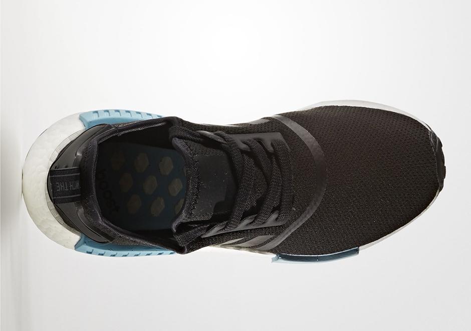 Adidas Nmd R1 Kvinner Svart 5BTCigTf