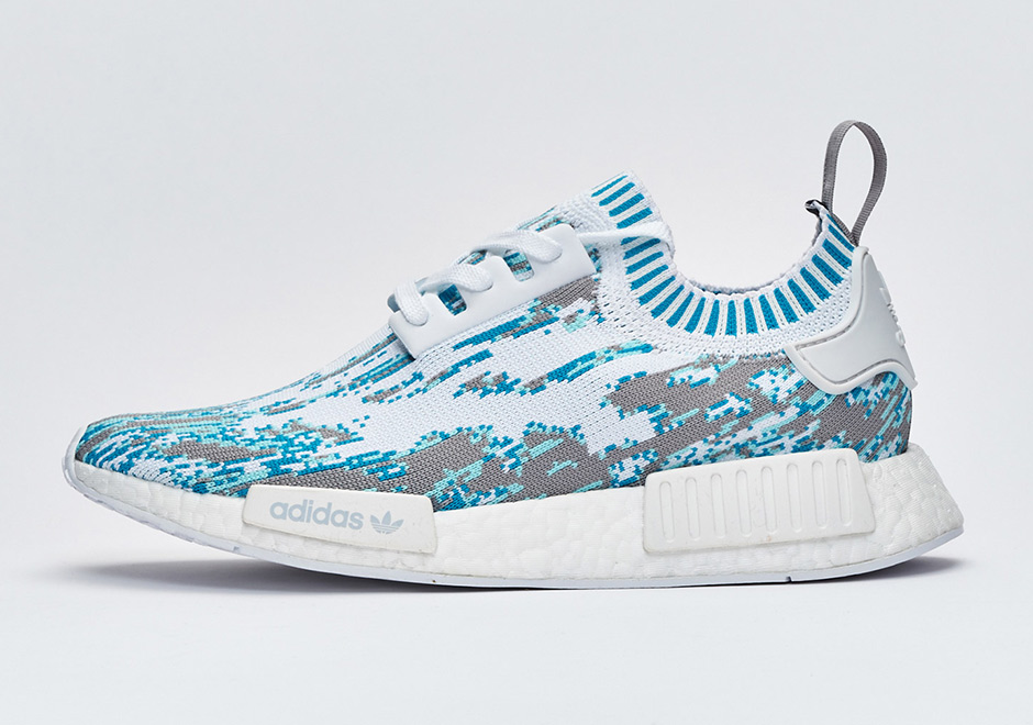 "024ad2aa53474 adidas NMD R1 PK ""Datamosh"" Release Date  May 12th"
