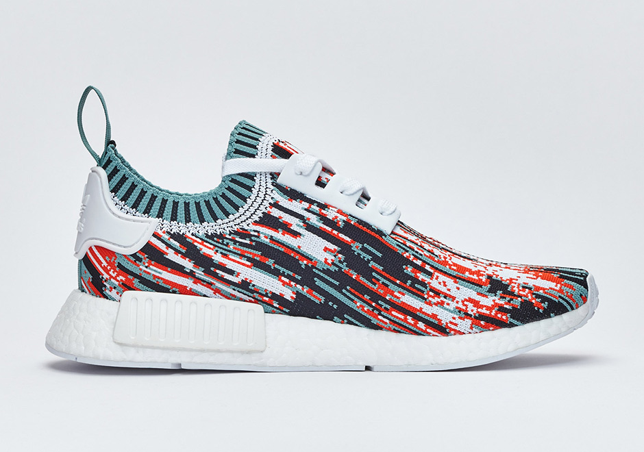 """42ffd489f4365 NMD R1 PK adidas NMD R1 PK """"Datamosh"""" Release Date May 12th"""
