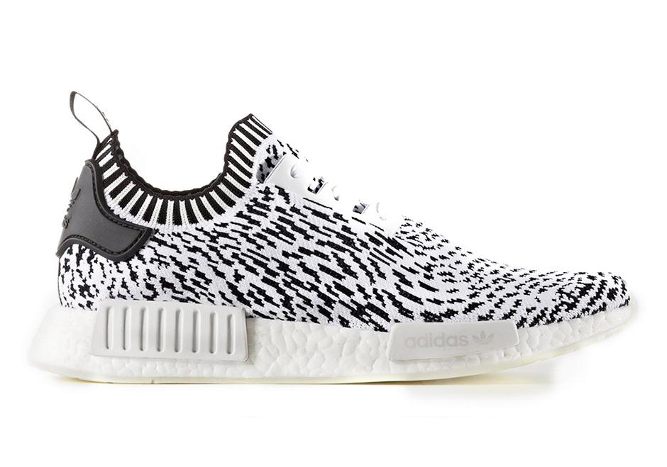 "222bfa2b92ce1 adidas NMD R1 Primeknit ""Zebra"" Pack"