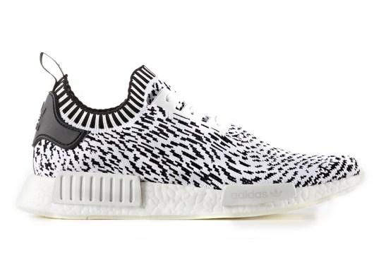 "adidas NMD R1 Primeknit ""Zebra"" Pack"