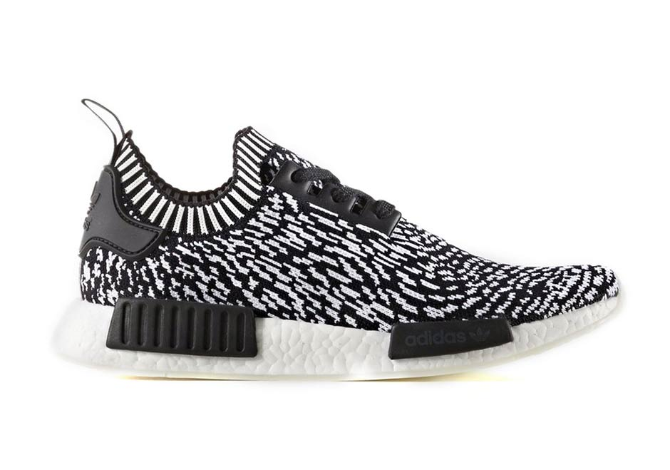 "404612e95cac adidas NMD R1 PK ""Zebra Pack"" Release Date  August 17th"