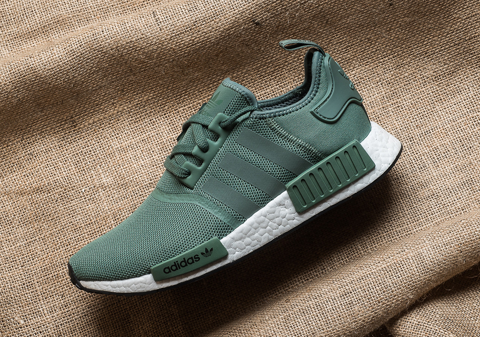 """38ddb14d8a163 adidas NMD R1 """"Trace Green"""" Release Date  June 10th"""