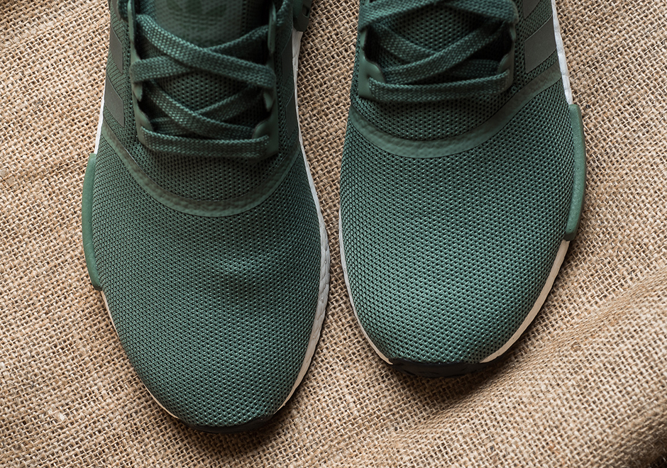 Verde Rastro De Adidas Nmd R1 Hombres OhuTw94iVk