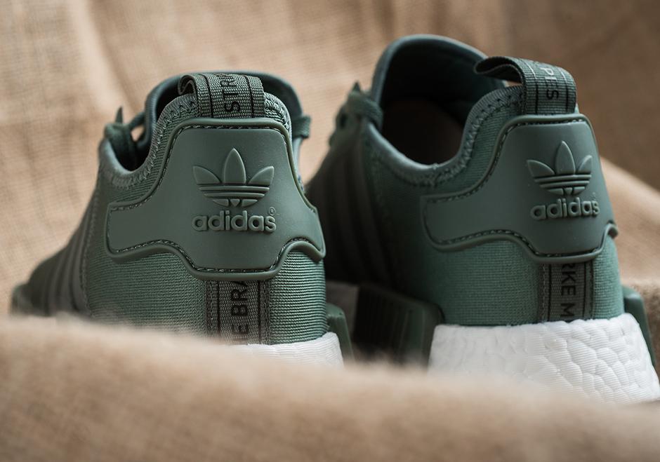 Verde Rastro De Adidas Nmd R1 Hombres 4uL4Qz