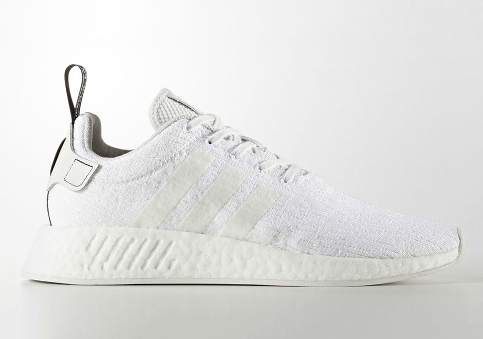 Do you plan on grabbing the NMD R2 Primeknit Triple White later this  season? Stay tuned for a Release Date in the near future right here on  Sneaker News.