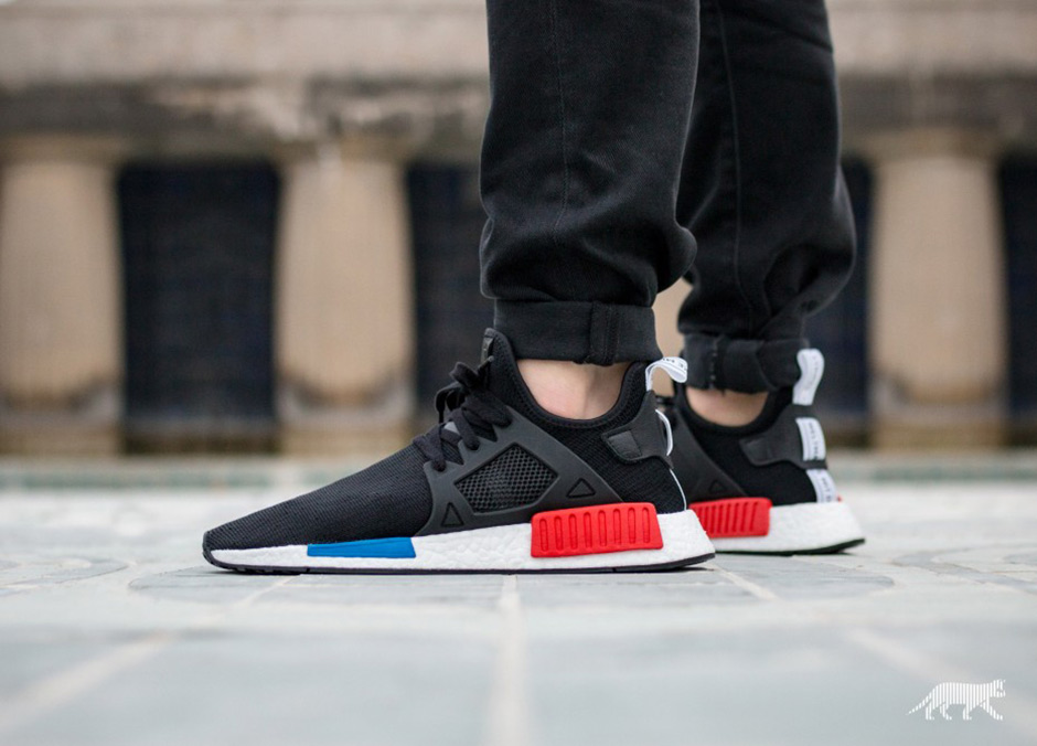 """On-Foot Look At The adidas NMD XR1 """"OG"""""""