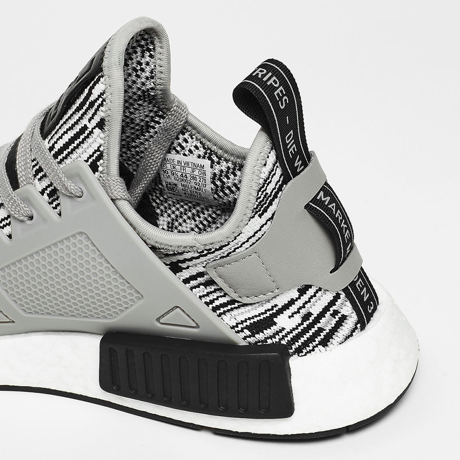 f99cb7fd0 adidas NMD XR1 Glitch Grey Black White BY1910