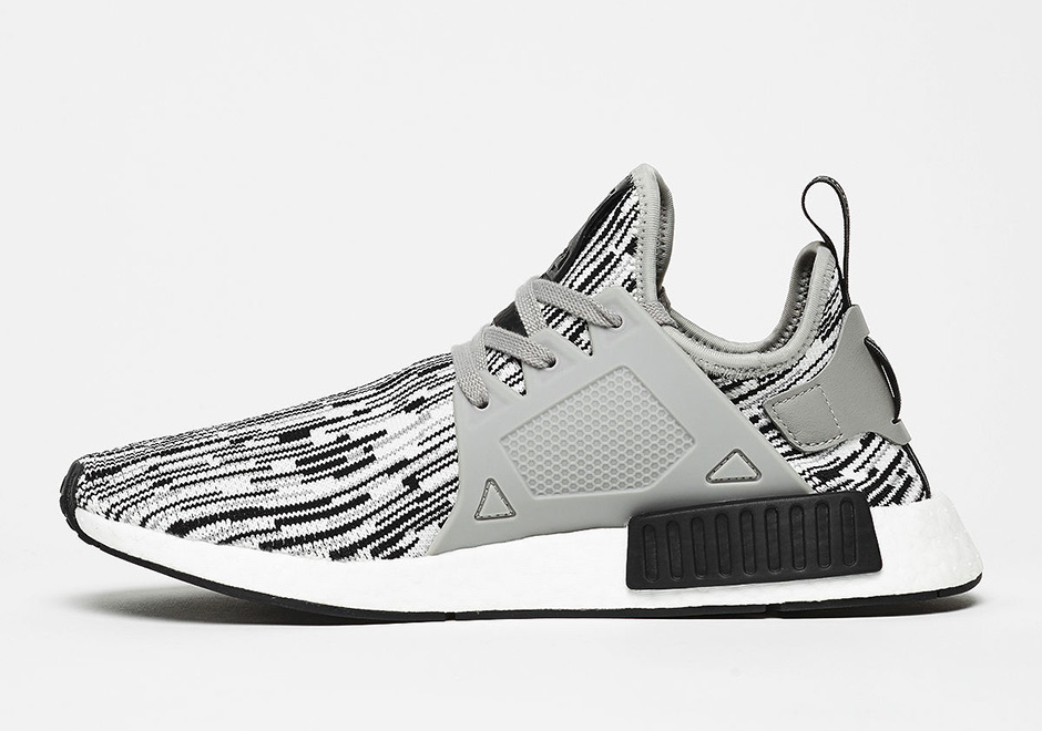 adidas NMD XR1 PK Global Release Date: May 20th, 2017. Color: Core Black/Solid  Grey/White Style Code: BY1910