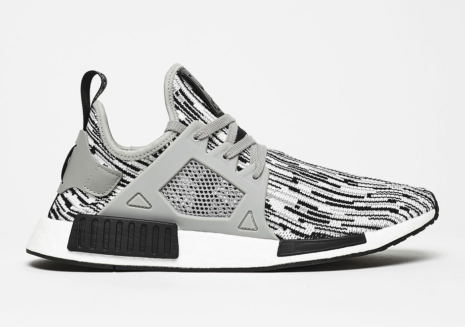 b60d9d5d79b60 adidas NMD XR1 Glitch Grey Black White BY1910 | SneakerNews.com