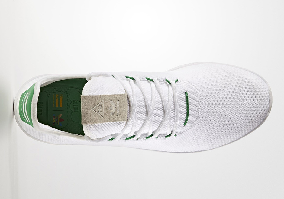 54b7ae9d3ccc5 Pharrell Williams x adidas PW Tennis HU - Where to Buy