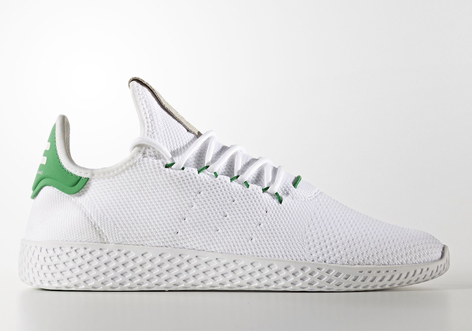 hot sale online f0620 67714 Pharrell Williams x adidas PW Tennis HU - Where to Buy ...