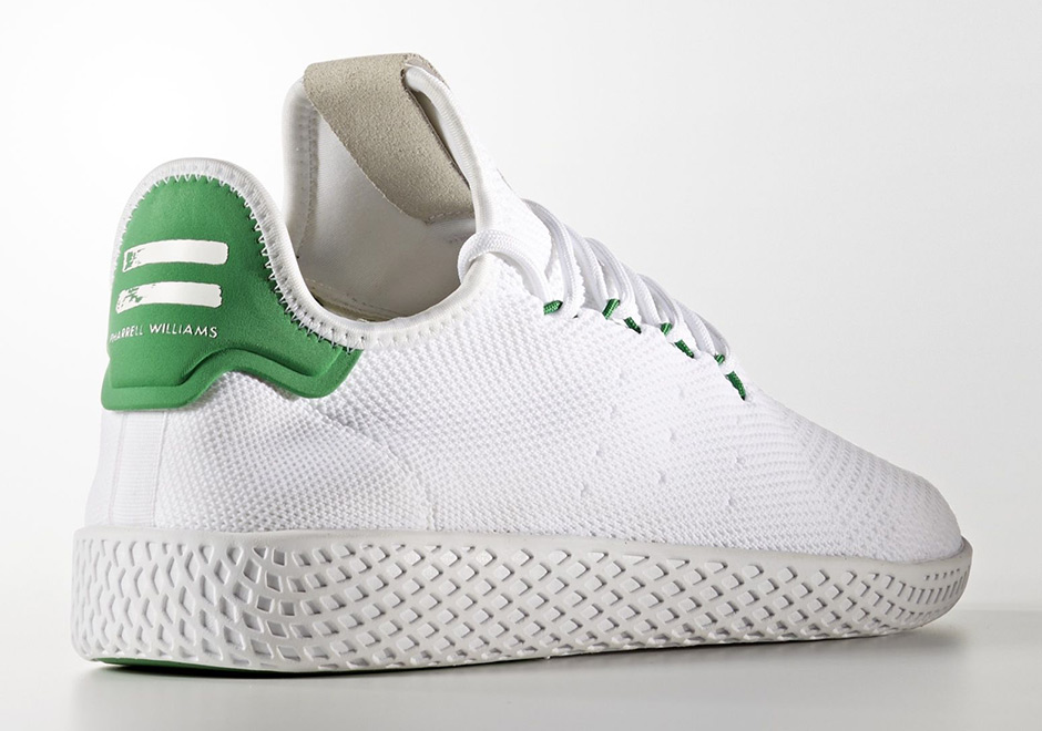 18514bd9e Pharrell Williams x adidas PW Tennis HU - Where to Buy
