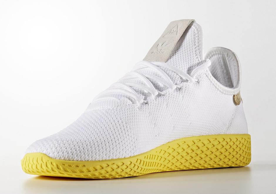 13c98a19458c Pharrell Williams x adidas PW Tennis HU - Where to Buy