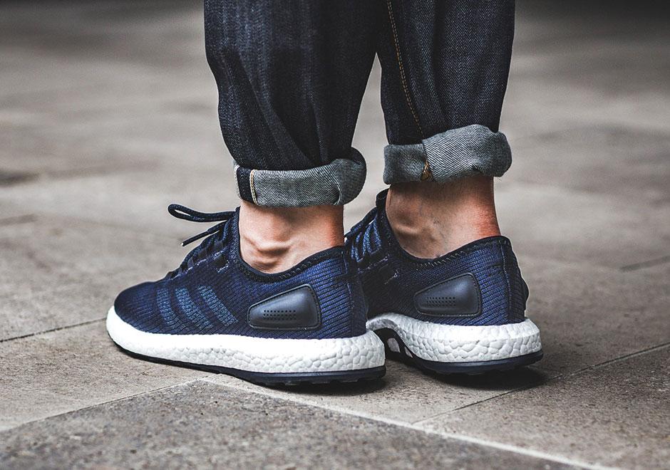 adidas Chaussures Pure Boost - BA8898 Dernières Collections À Vendre Site Officiel Prix Pas Cher Réduction 2018 Plus Récent baDhTnHo48