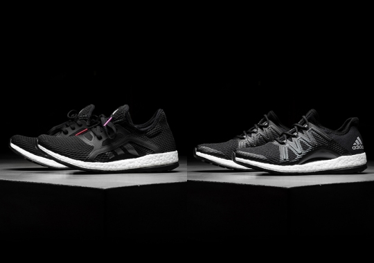 Two adidas PureBOOST Running Shoes For Women Are Now Available