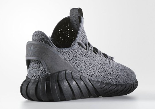 adidas Tubular Doom Soc Releasing In Grey Primeknit