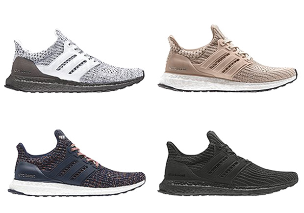85d12ab8292 adidas Ultra Boost 4.0 - 2018 Colorway Preview