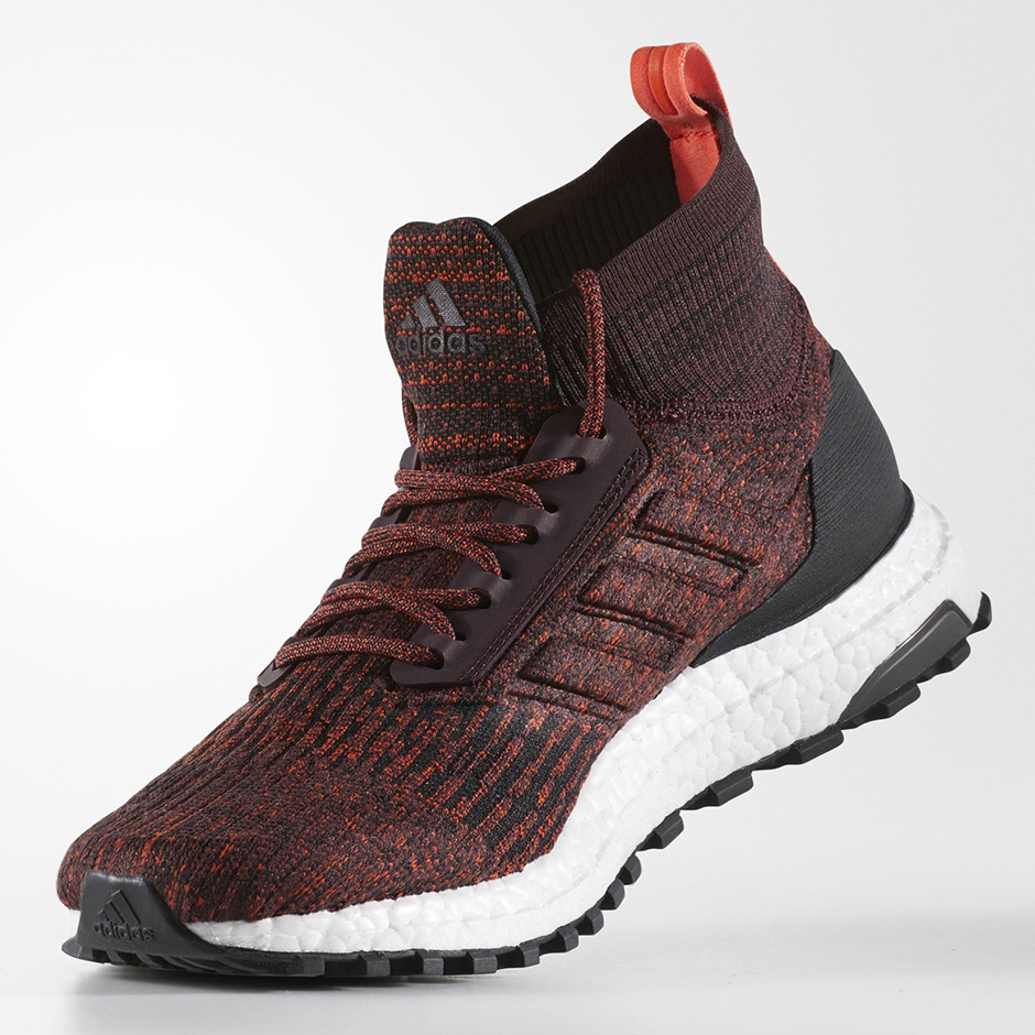 adidas Ultra Boost ATR Mid Burgundy Official Images S82035