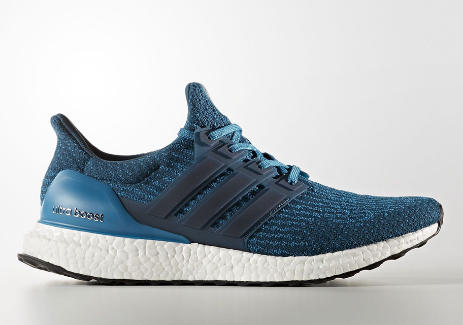 adidas ultra boost 3 0 blue white