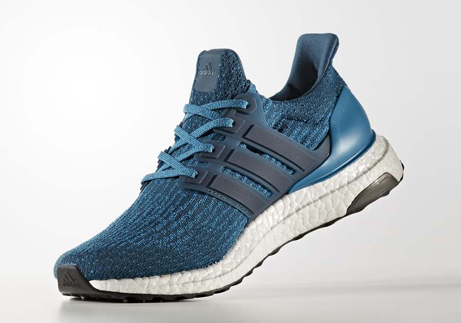 los angeles 24bb7 aa7af adidas Ultra Boost 3.0 Blue Petrol S82021   SneakerNews.com
