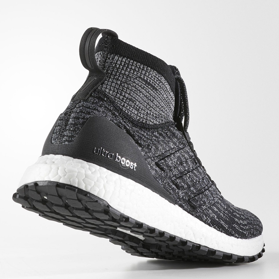 "d082008eb63a8 The adidas Ultra Boost ATR Mid Is Releasing In ""Oreo"" Colors"