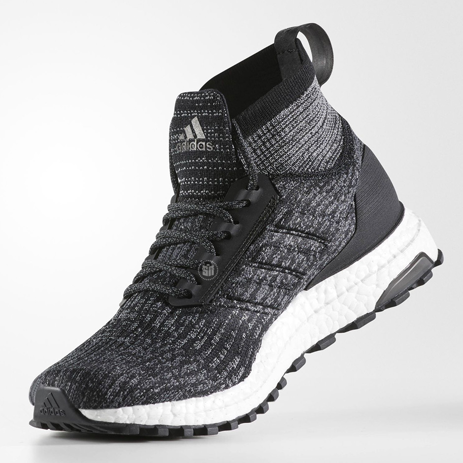 "0d3396588d8e13 AVAILABLE adidas Ultra Boost ATR Mid ""Oreo"" Release Date September 21st"