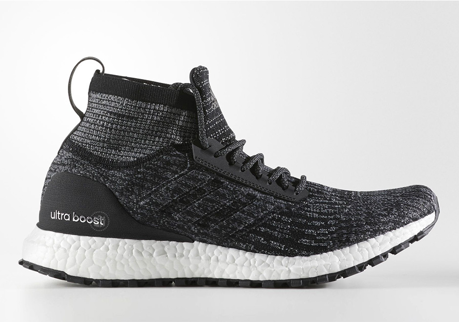 """fb7f67740eb82 The adidas Ultra Boost ATR Mid Is Releasing In """"Oreo"""" Colors"""