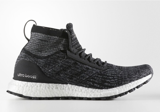"The adidas Ultra Boost ATR Mid Is Releasing In ""Oreo"" Colors"