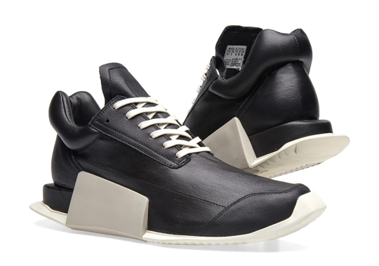 This Ridiculously Expensive adidas Shoe By Rick Owens Features BOOST